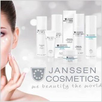 Характеристики на германската козметика Janssen