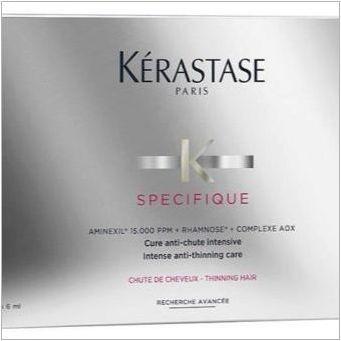 Характеристики на козметиката Kersestase