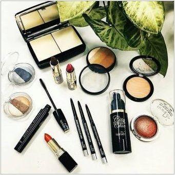 Характеристики на козметиката Tiande
