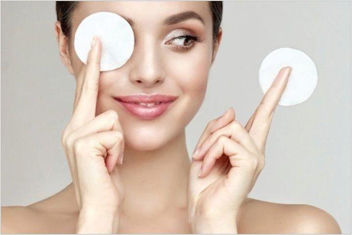 Как да направите пластири за око?