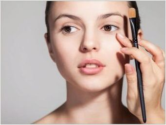 Как да прикриваме синини под очите, използвайки козметика?
