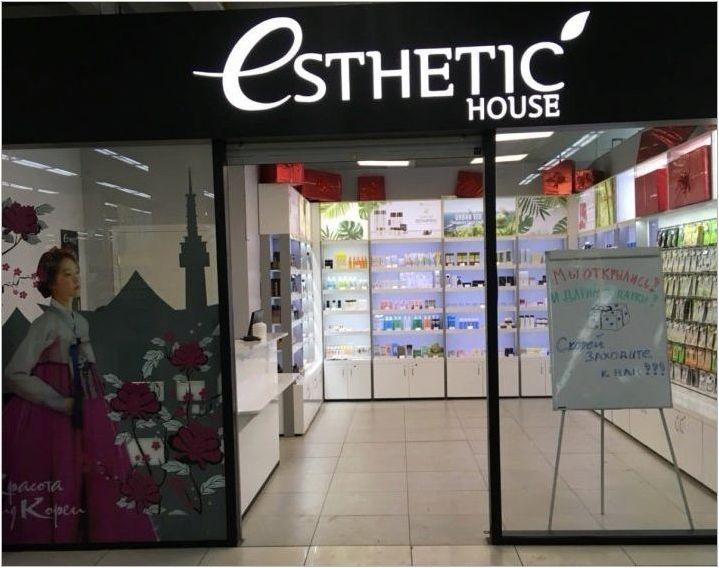 Корейска козметика Естетична къща: информация за марката и асортимент