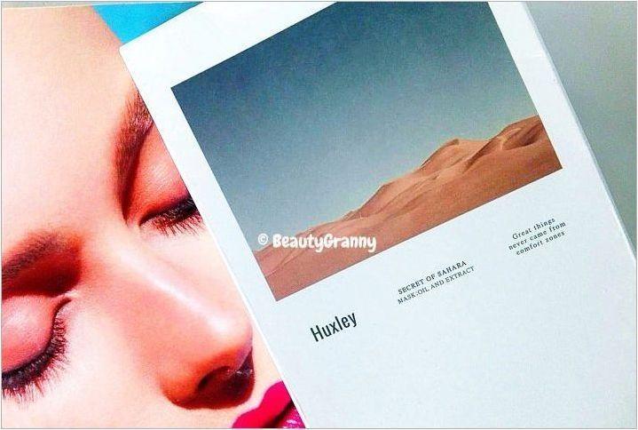 Корейски козметика Huxley