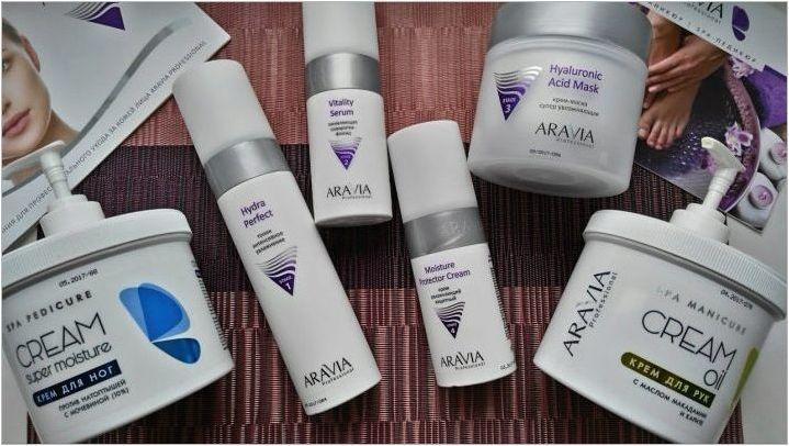 Козметика Aravia Professional: За марката, продуктите и приложението