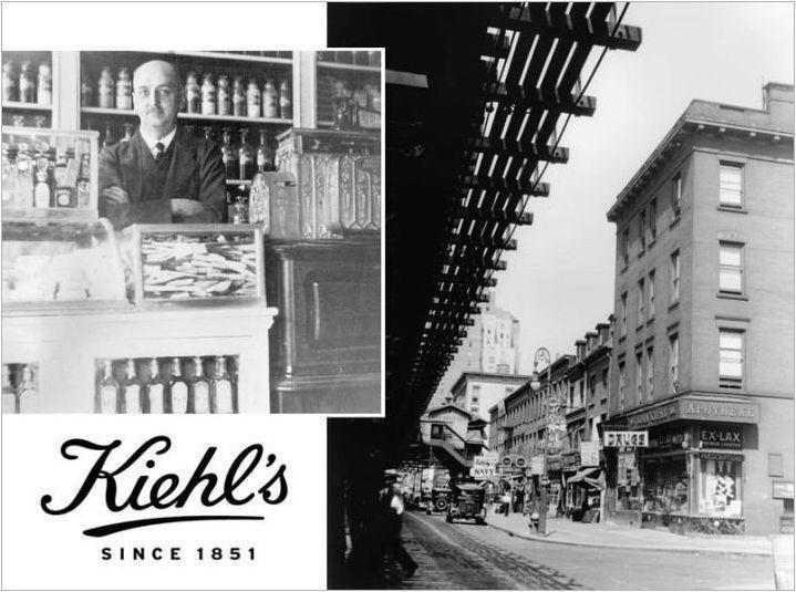 Козметика Kiehl & # 39 + S: Плюсове, минуси и разнообразие от продукти