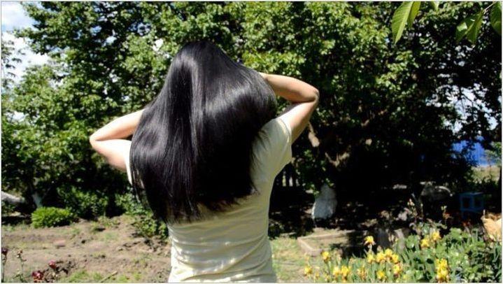 Козметика за коса за егомания