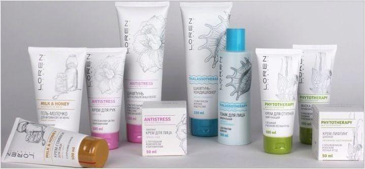 Loren Cosmetic: преглед, плюсове и минуси, препоръки за избор