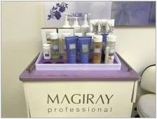 Magiray козметика: професионалисти, минуси и характеристики