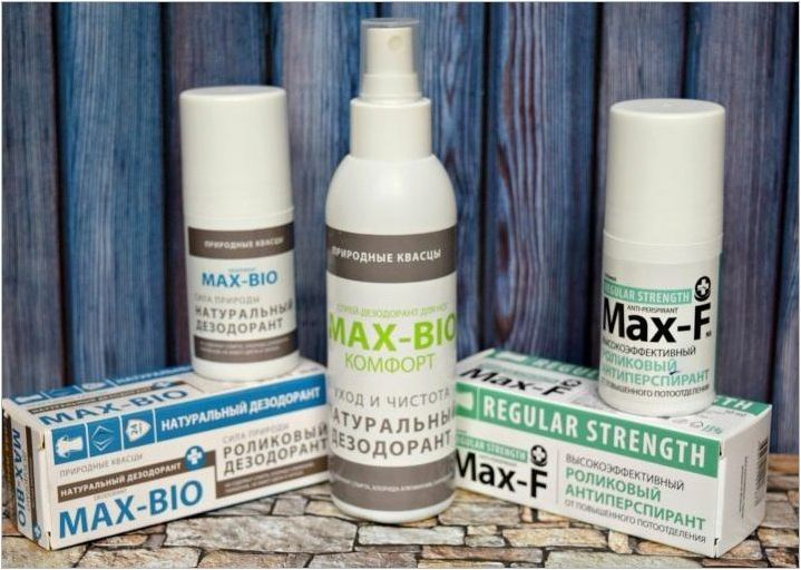 Max-F AntipersParant Review