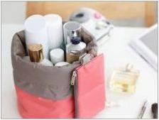 Организатори за козметика: сортове и препоръки за избор