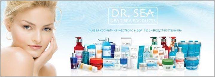 Преглед на козметиката д-р. Море