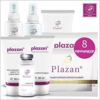 Преглед на козметиката Plazan