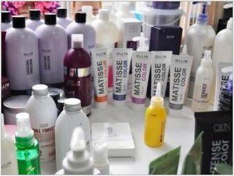 Професионална козметика за коса: Бранд преглед и избор на седемсмисления