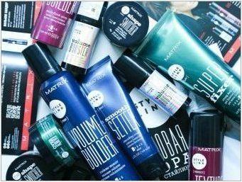 Професионална козметика за коса за матрица