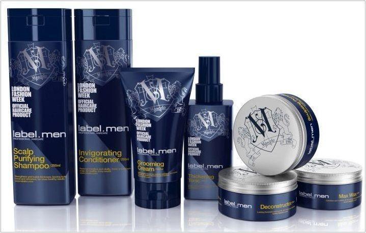 Професионална козметика за козметика за коса.М