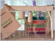 Пътна набор от контейнери за козметика: характеристики и правила за избор