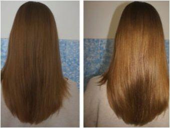 Серуми за коса: сортове и свойства на продуктите