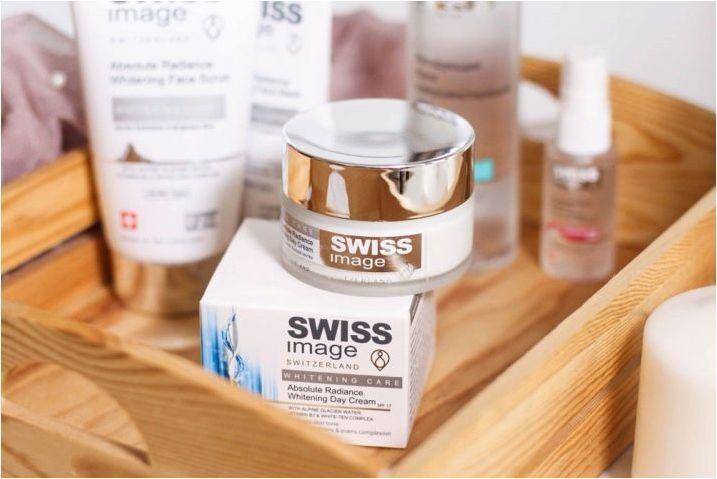 Швейцарска козметика швейцарски образ: функции и избор
