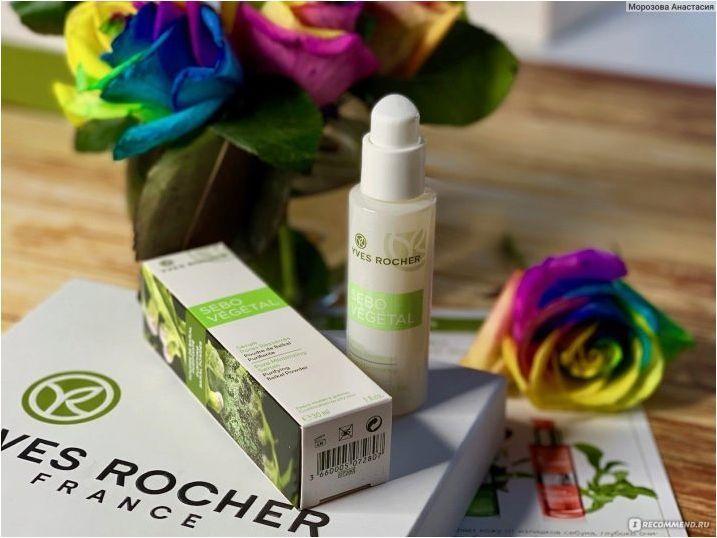 Yves Rocher Serum: сортове и техните характеристики