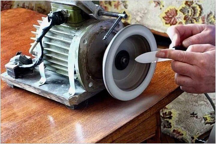 Как да сложим керамичен нож у дома?