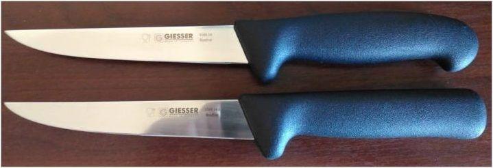 Мигащи ножове: описание на видовете, правила за избор