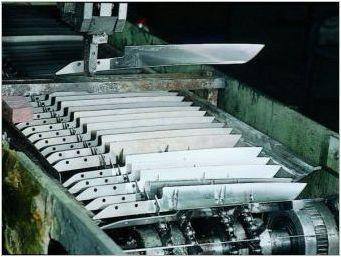 Ножове на Arcos: модел и препоръки за употреба