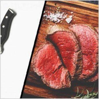 Ножове за филе: Характеристики и рейтинг на най-добрите модели
