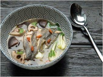 Плочи за супа: какви са размерите и как да ги изберем?