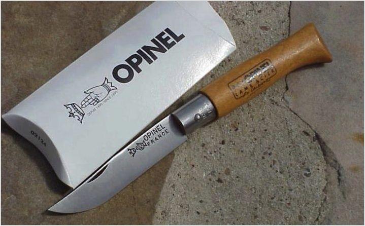 Преглед на ножове за оглед