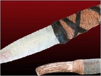 Видове ножове за маса и техния избор