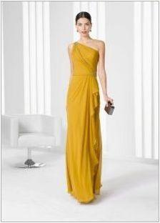 Как да шият вечерна рокля със собствените си ръце