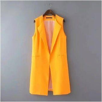 Разширяване на яке без ръкави