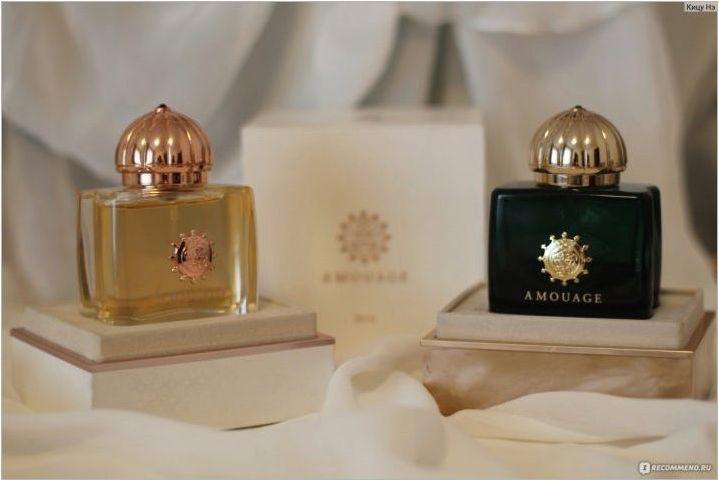Селективен ориенталски парфюм - амуеж парфюм
