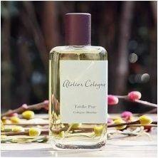 Всичко за ателието одеколон парфюм