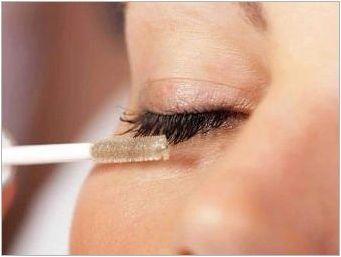 Как да се грижим за ламинирани мигли у дома?
