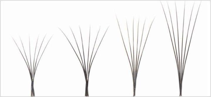 Как да залепите и премахнете пакетираните мигли у дома?