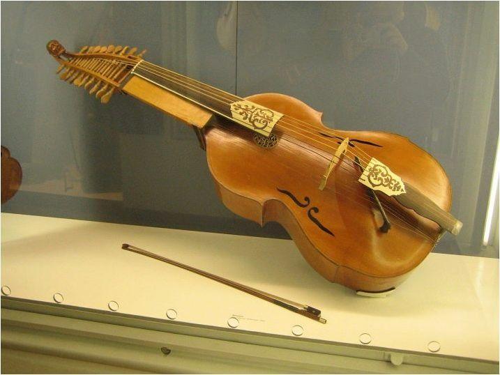 Всичко за музикалния инструмент виола