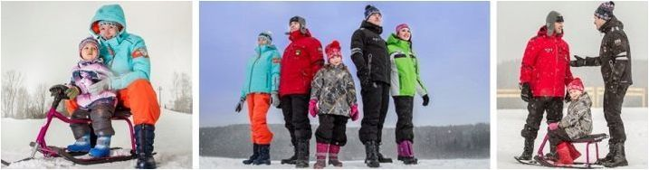 Nordman Snowubuts: характеристики, размер на окото и преглед на най-добрите модели
