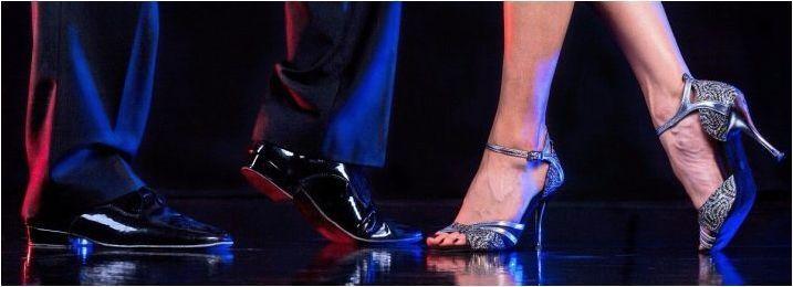 Всичко за бални танцови обувки