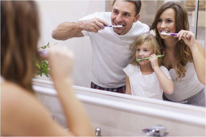 Всичко за случаите на четка за зъби