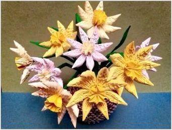 Идеи 3D Оригами хартия