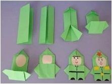 Оригами Опции на 23 февруари