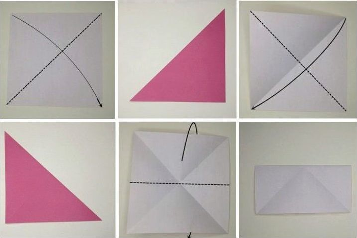 Оригами Възможности за деца 5-6 години