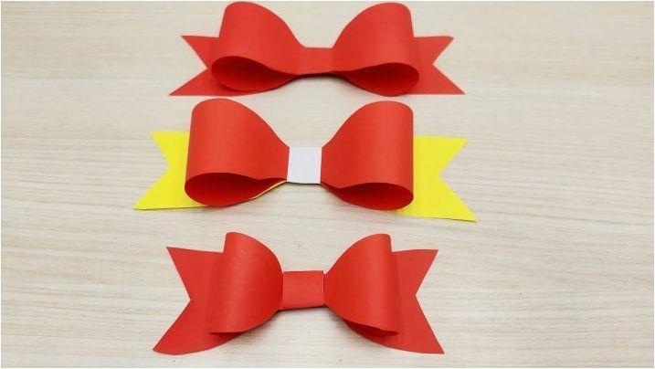 Създаване на бантаж в стила на оригами
