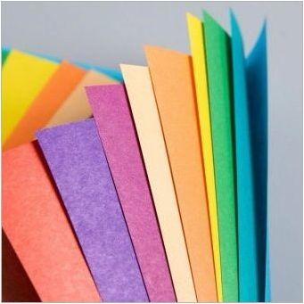 Обемните занаяти от хартия