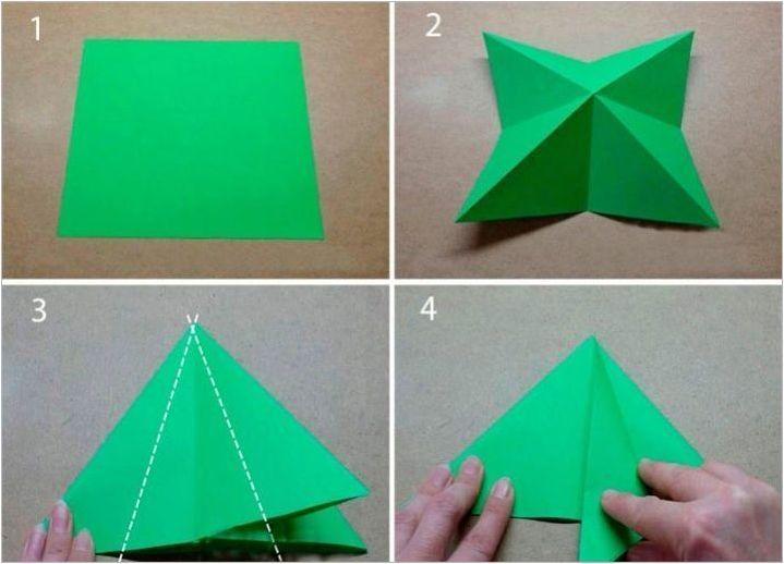 Занаяти от хартия без лепило