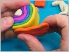 Как да си направим еднорог пластилин?