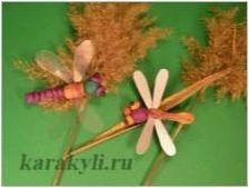 Lrack Dragonflies от пластилин