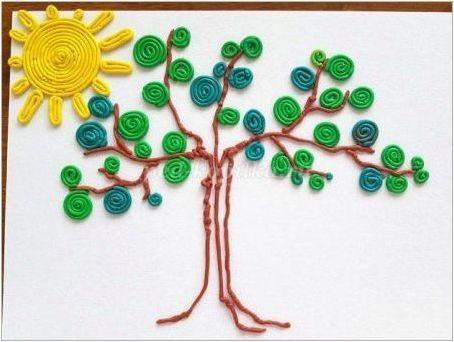 Ние правим дърво от пластични аромати