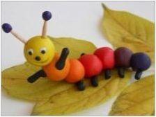 Занаяти от пластилин за деца 7 години